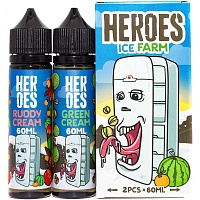 IceFarm 120ml by Heroes Farm