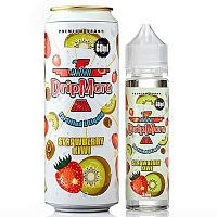 Strawberry Kiwi 60ml by DripMore E-Juice