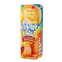 Yellow Peach Fresh Banana 120ml by Fresh Par