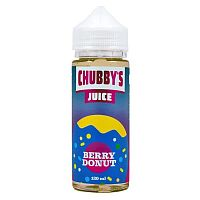 Chubby's Berry Donut 120ml