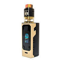 iJoy Captain X3 18650 battery whith Combo Squonk RDTA Kit Черный