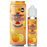 Peachy Tea 60ml by DripMore E-Juice