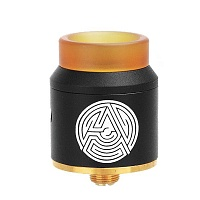 ADVKEN Artha RDA 24mm Black