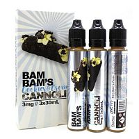 Cookies & Cream Cannoli 90ml by Bam Bam's Cannoli