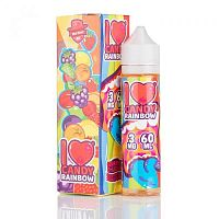 I Love Candy Rainbow 60ml by Mad Hatter Juice