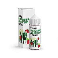 Strawberry Absinthe 120ml by Take